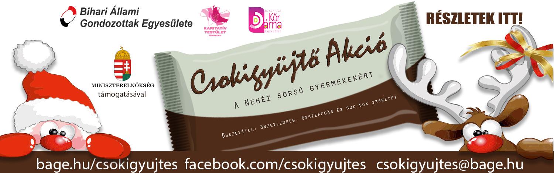 Csokigyűjtő Akció 2018
