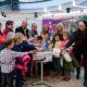 elkezdődött a nagy jótékonysági csokigyűjtés Debrecenben